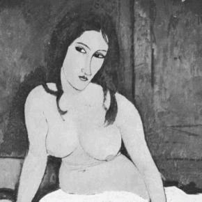 Modigliani - les nus