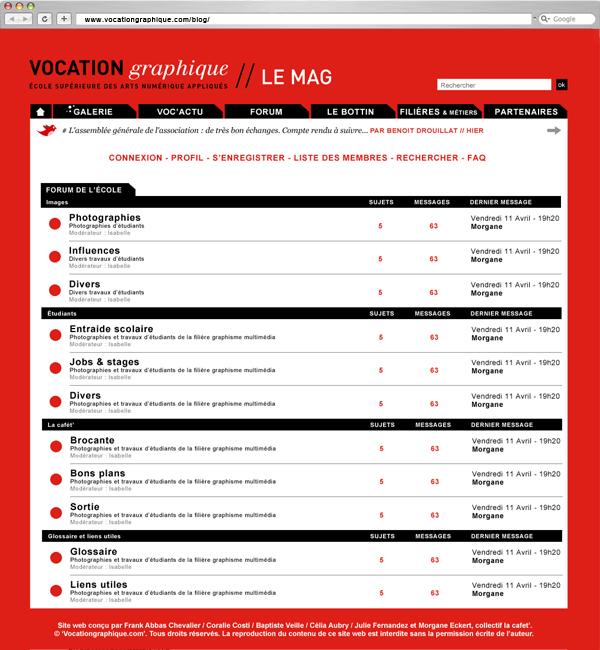 vocblog-forum - Frank Abbasse-Chevalier - Graphiste multimédia