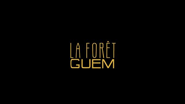 GUEM - La Forêt - titre - Frank Abbasse-Chevalier - Graphiste multimédia