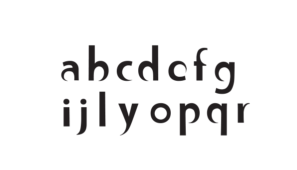 Girofle - Alphabet
