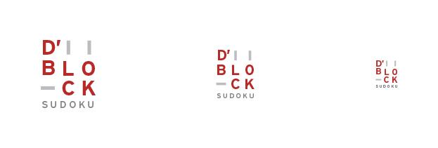 Logo D'Block Sudoku