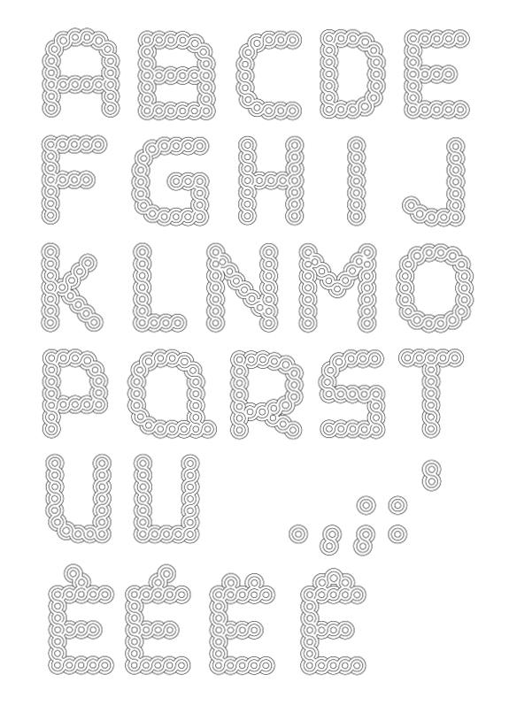 Robinson - Alphabet